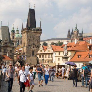 Camping Oase Praha - Führungen